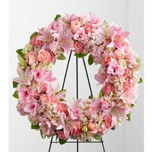 S21-4484 - The FTD Loving Remembrance Wreath
